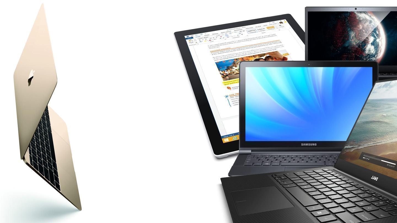 O MacBook não está sozinho: 4 alternativas ao novo notebook da Apple