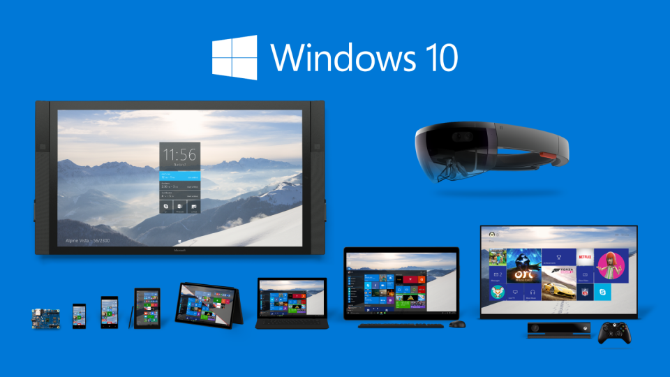 Windows 10: do Raspberry Pi ao HoloLens.
