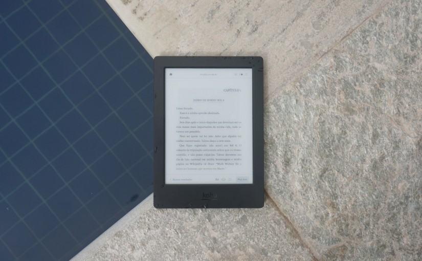 [Review] Kobo Aura H2O, o e-reader à prova d'água
