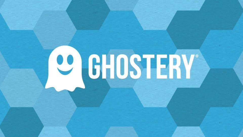 Extensão Ghostery.