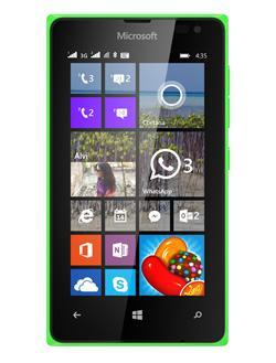 Lumia 435.