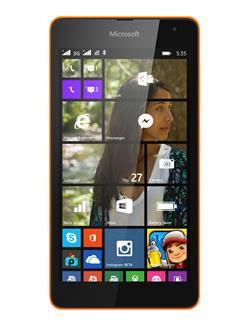 Lumia 535.