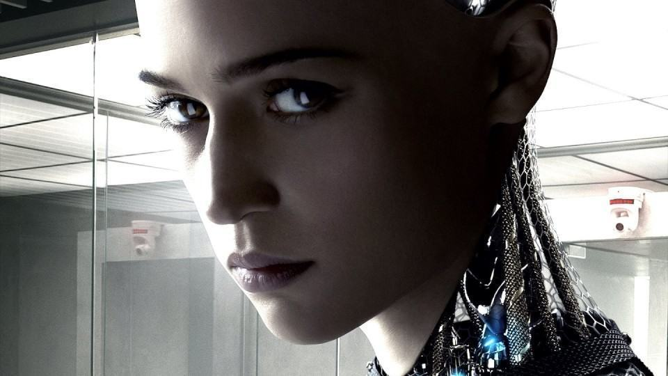 Ava, de Ex Machina.