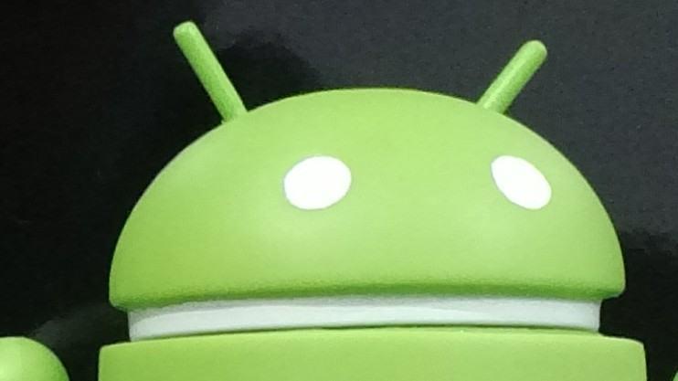 Foto com o Moto X rodando Android 5.1.