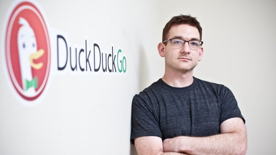 Gabe Weinberg, CEO do DuckDuckGo.