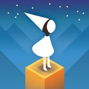 Ícone do jogo Monument Valley.