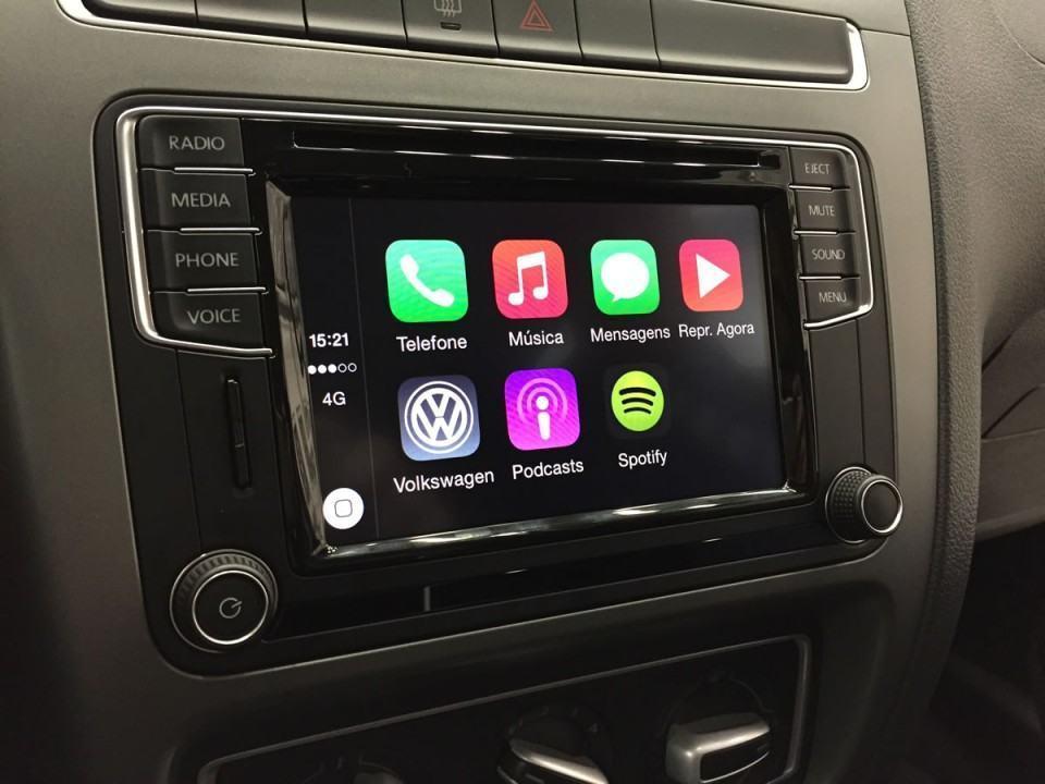 Apple Car no Fox 2016.
