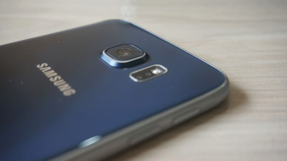 O Galaxy S6 tem, provavelmente, a melhor câmera do mercado.