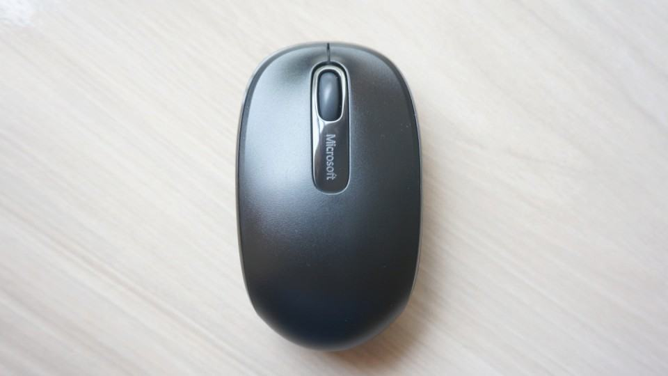 [Review rápido] Mouse Microsoft Wireless 1850