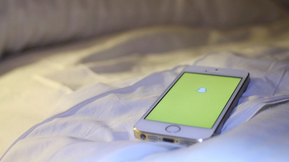 Como usar o Snapchat?