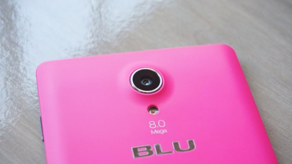 A câmera do Life 8 é como o aparelho: mediana.