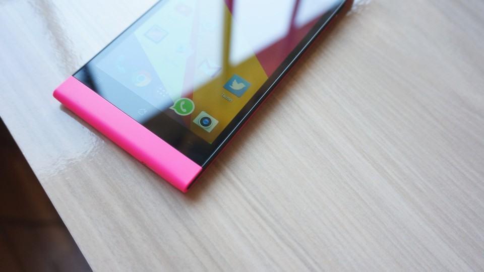 Life 8, smartphone da Blu.