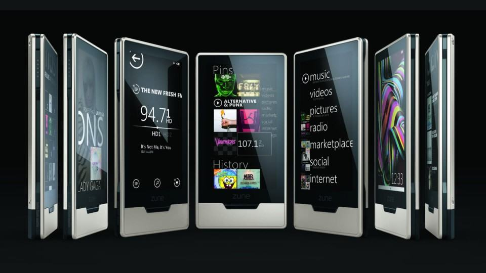 Zune HD: hardware icônico, software marcante, timing horrível
