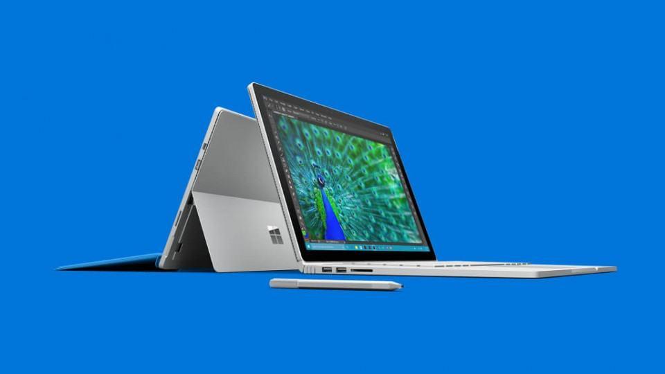 Tablets com teclados acopláveis — ou notebooks com teclados destacáveis — são o futuro da computação