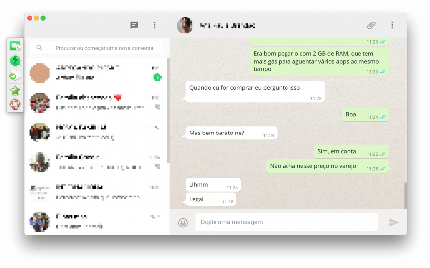 Supertab for WhatsApp: app nativo no OS X para conversar no WhatsApp