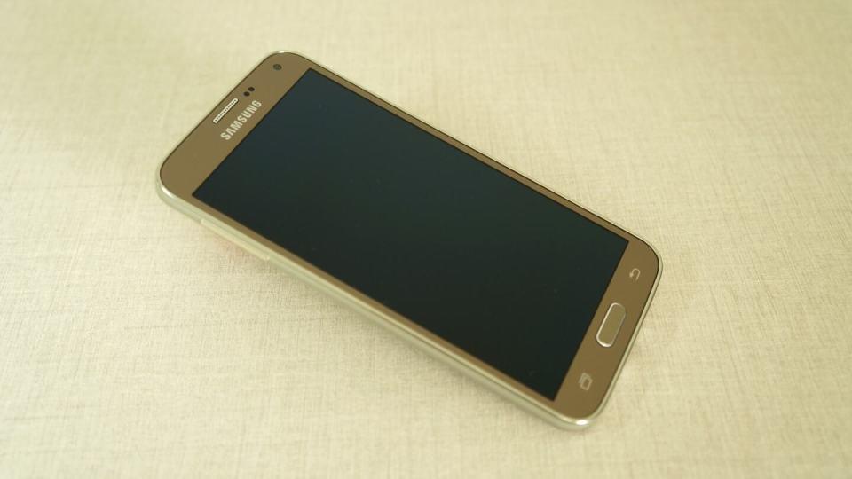 Galaxy S5 New Edition.