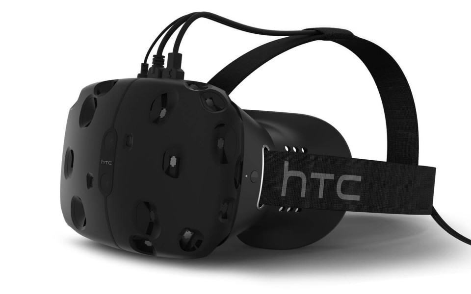 HTC Vive, da HTC e Valve.