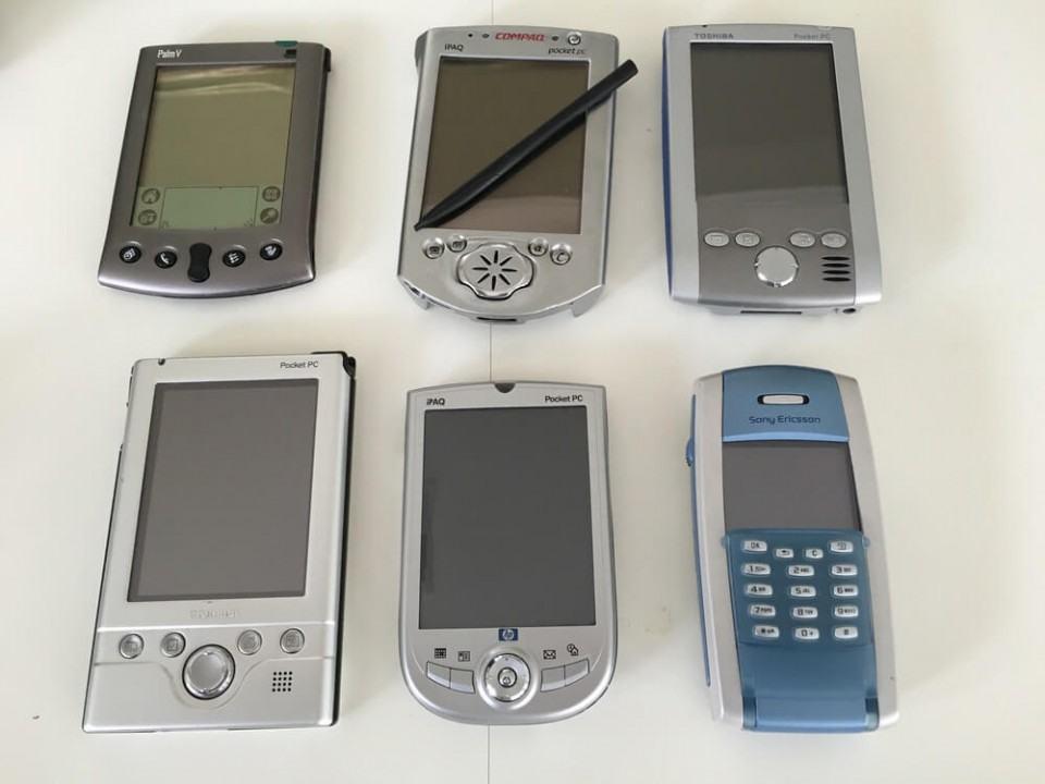 PDAs do Benedict.