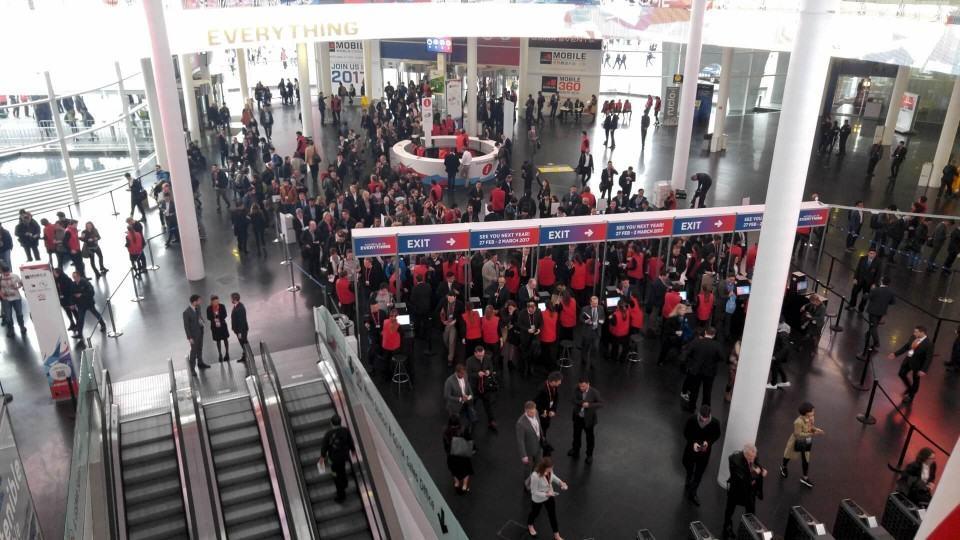 MWC 2016, dia 3: Tinha uma greve de metrô no meio do caminho