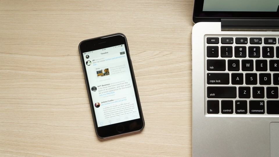 Como é usar iPhone e Mac juntos.