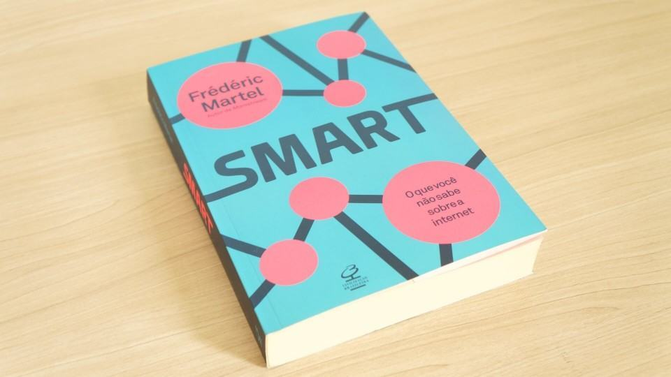 Foto do livro Smart.
