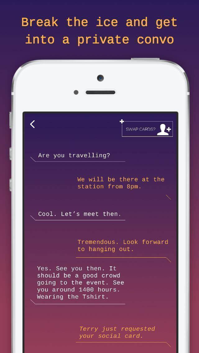 Print do Plane para iPhone.