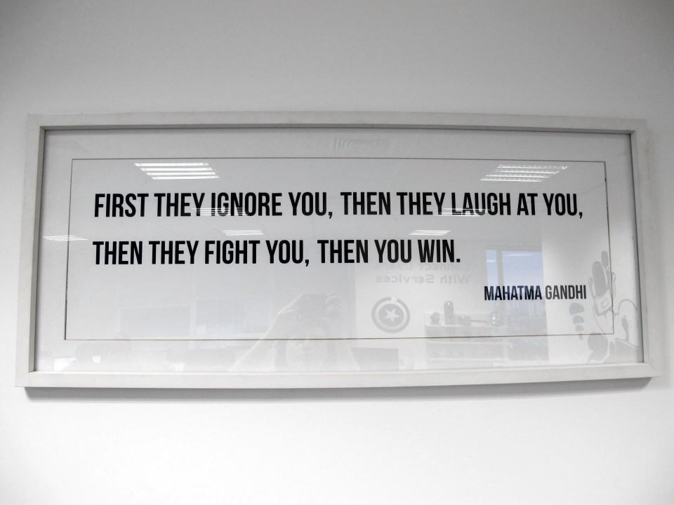 Frases de inspiração no Baidu.