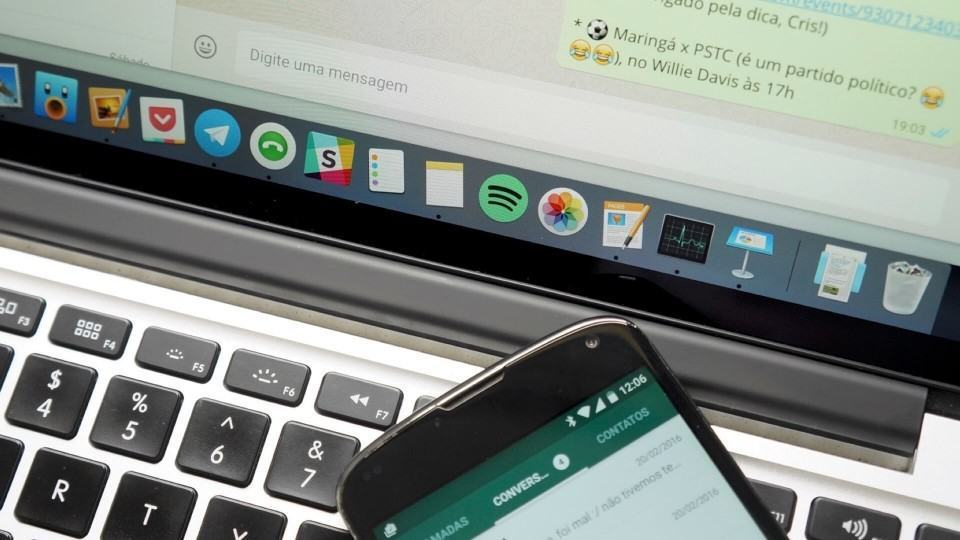 Por que o WhatsApp para Mac e Windows precisa do smartphone conectado?