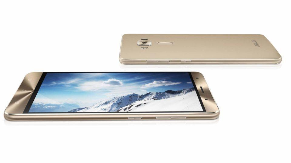 Zenfone 3 Deluxe com antenas invisíveis.
