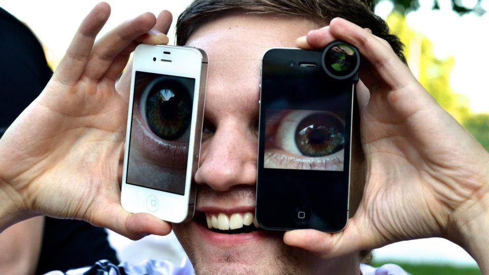 Imagens, Snapchat e mobile