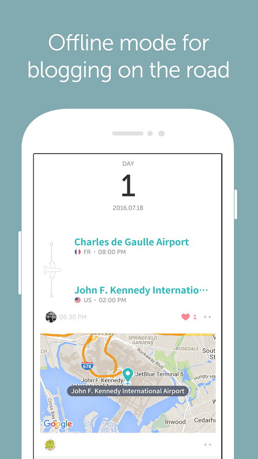 Print do VOLO para Android.