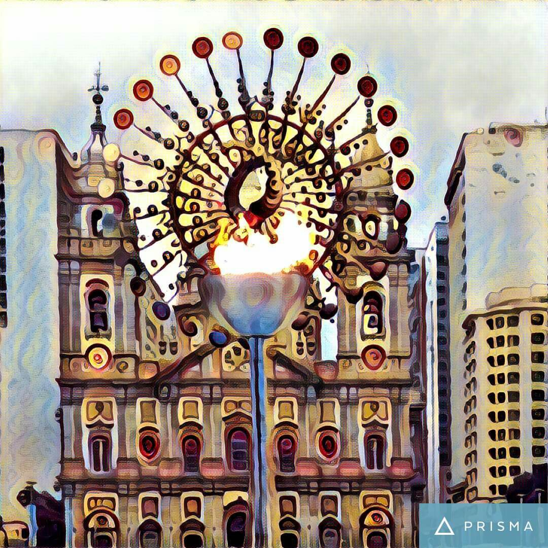 Foto do Victor Serrão para o desafio de setembro.