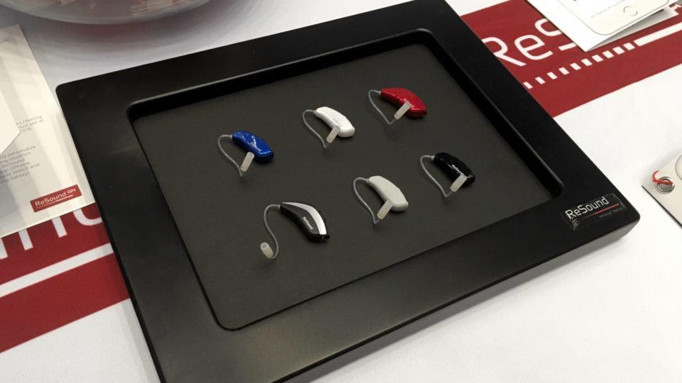 ReSound LiNX2, aparelhos auditivos sofisticados.
