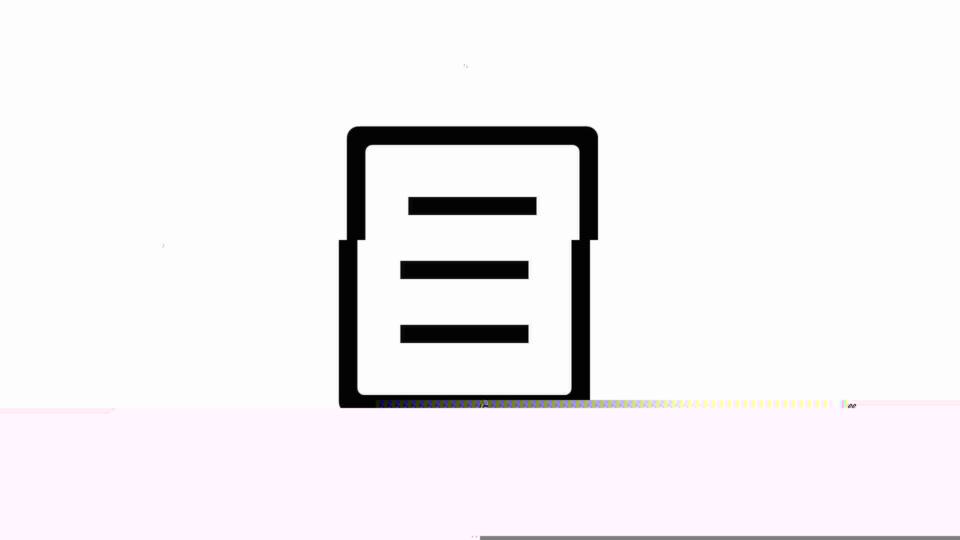 Logo do Manual do Usuário em glitch art.