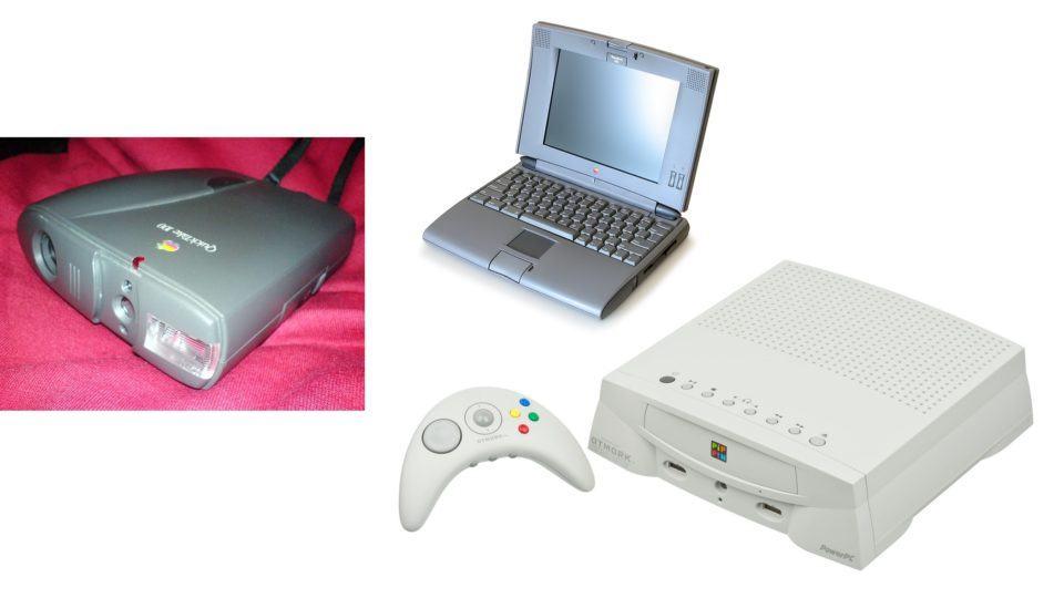 Produtos da Apple lançados em 1994.