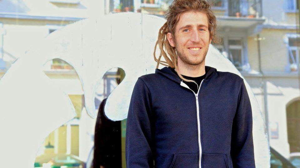 Moxie Marlinspike, fundador da Open Whisper Systems.