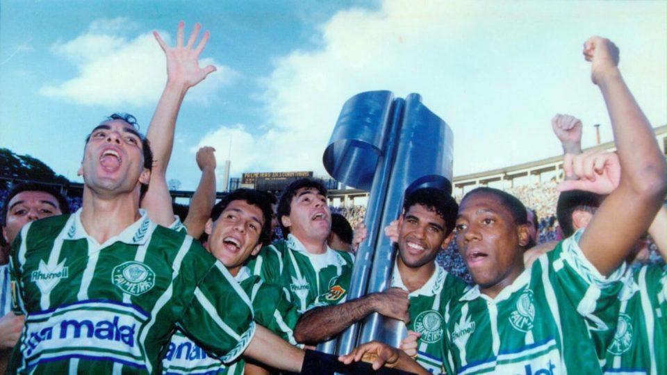 Como eram os gadgets quando o Palmeiras foi campeão brasileiro pela última vez