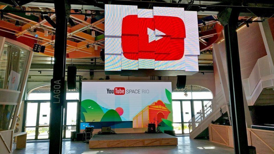 Google abre as portas do YouTube Space Rio de Janeiro, o mais moderno do mundo