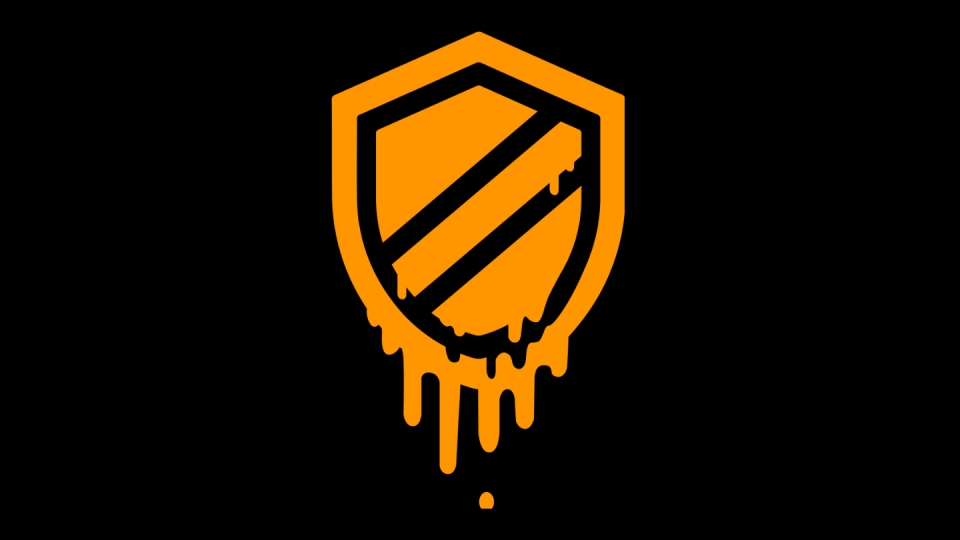 Logo da Meltdown.