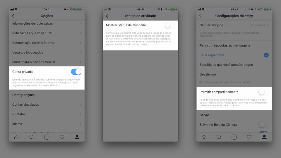 5 dicas para usar o Instagram com mais privacidade — na medida do possível
