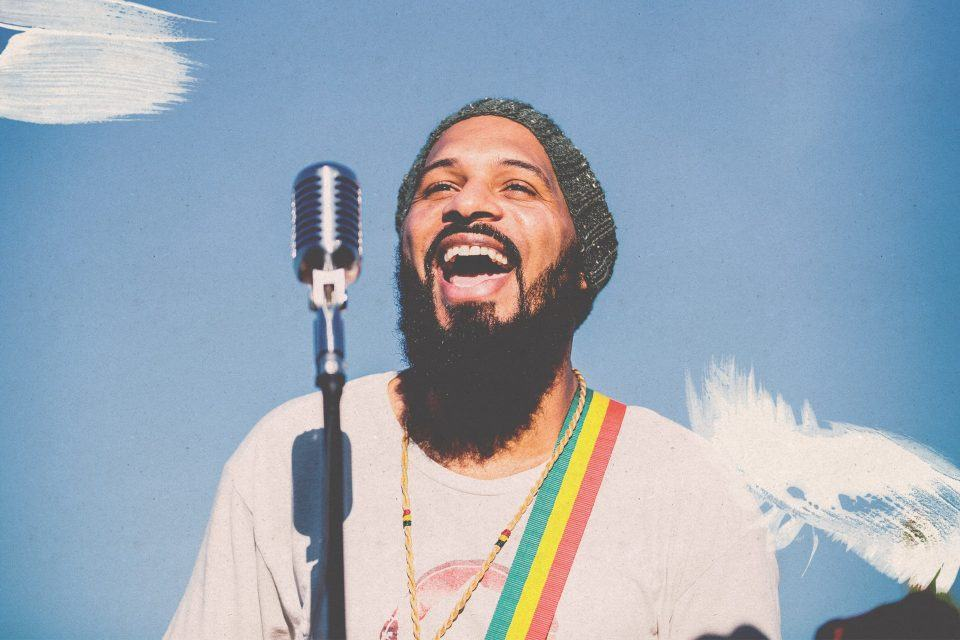 Salomão do Reggae em foto de divulgação.