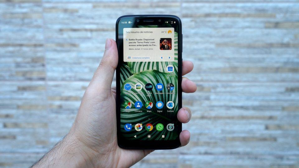 Moto G7 Play: o mais barato finalmente está bom o bastante