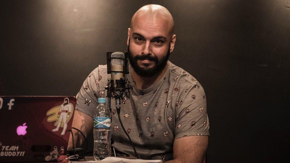 Como o editor de podcasts Caio Corraini trabalha
