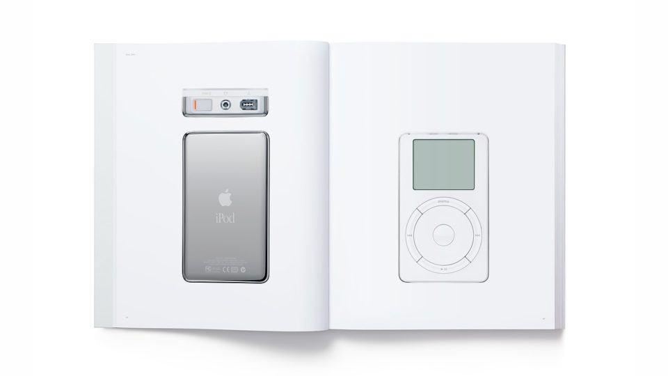 Página do livro da Apple.