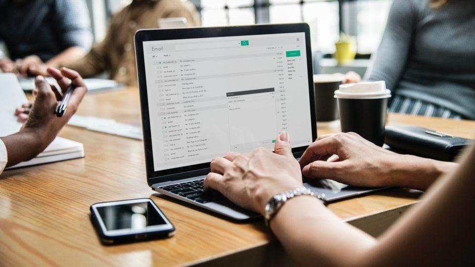 Como proteger o seu e-mail