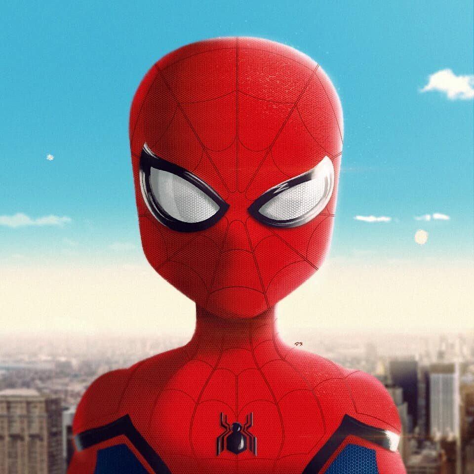 Homem-Aranha em versão Dollify.