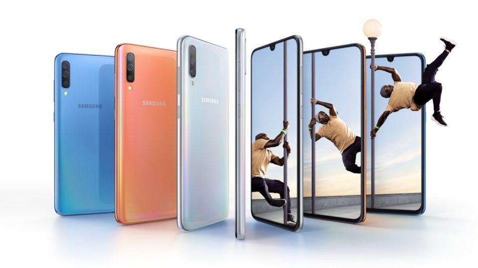 Do Galaxy J aos novos Galaxy A: a evolução do smartphone intermediário da Samsung