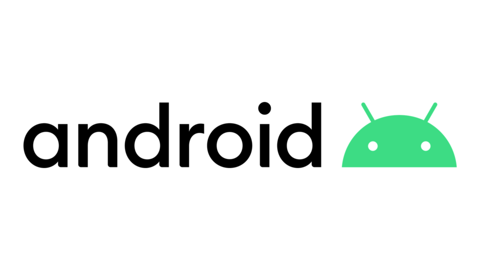 Novo logo do Android.