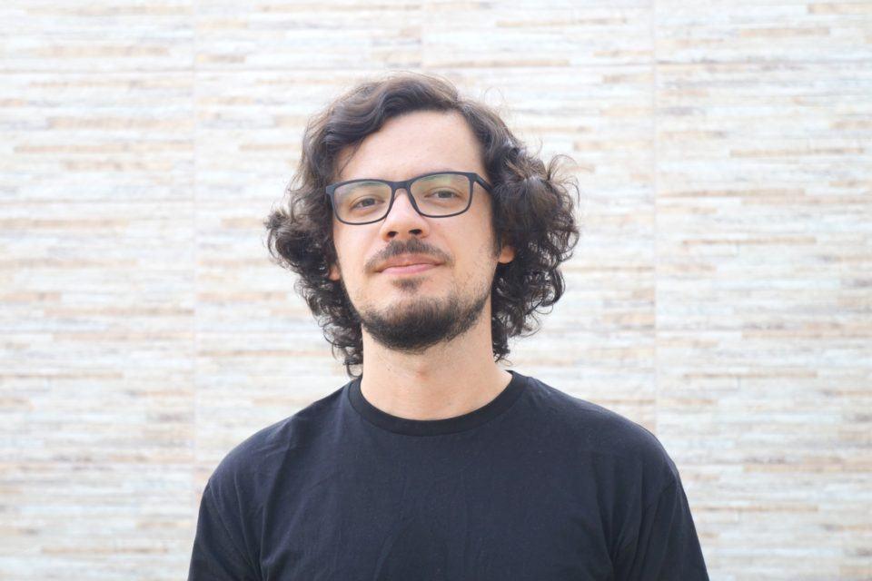 Foto de rosto de Rodrigo Ghedin.