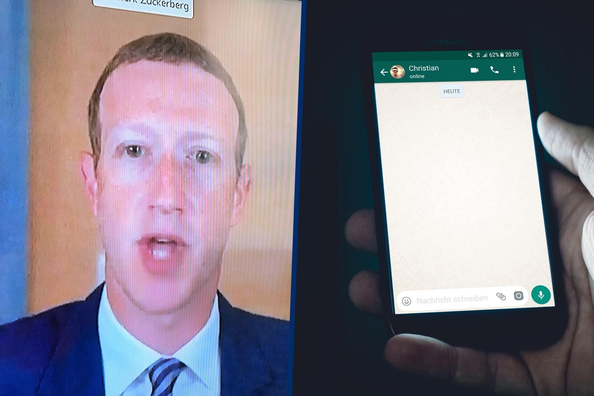 Facebook, Google e Twitter e a liberdade de expressão / Os (muitos) golpes de WhatsApp